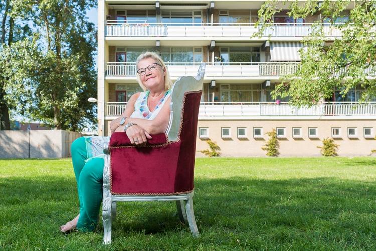 MijnMoerwijk Magazine 200 jaar Koninkrijk Anneriet Rueck - Ik wil het geloof houden dat het anders kan