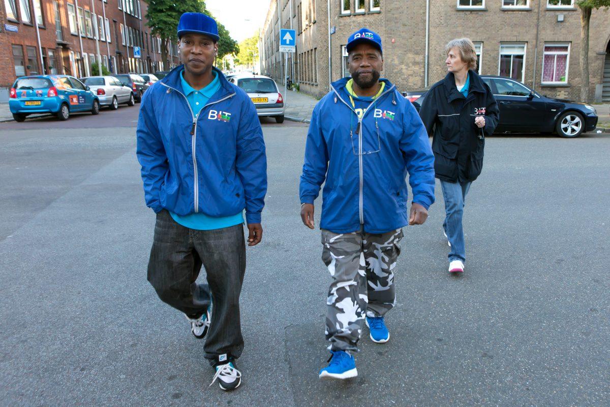 2016 – Op pad met het Buurt Interventie Team Moerwijk
