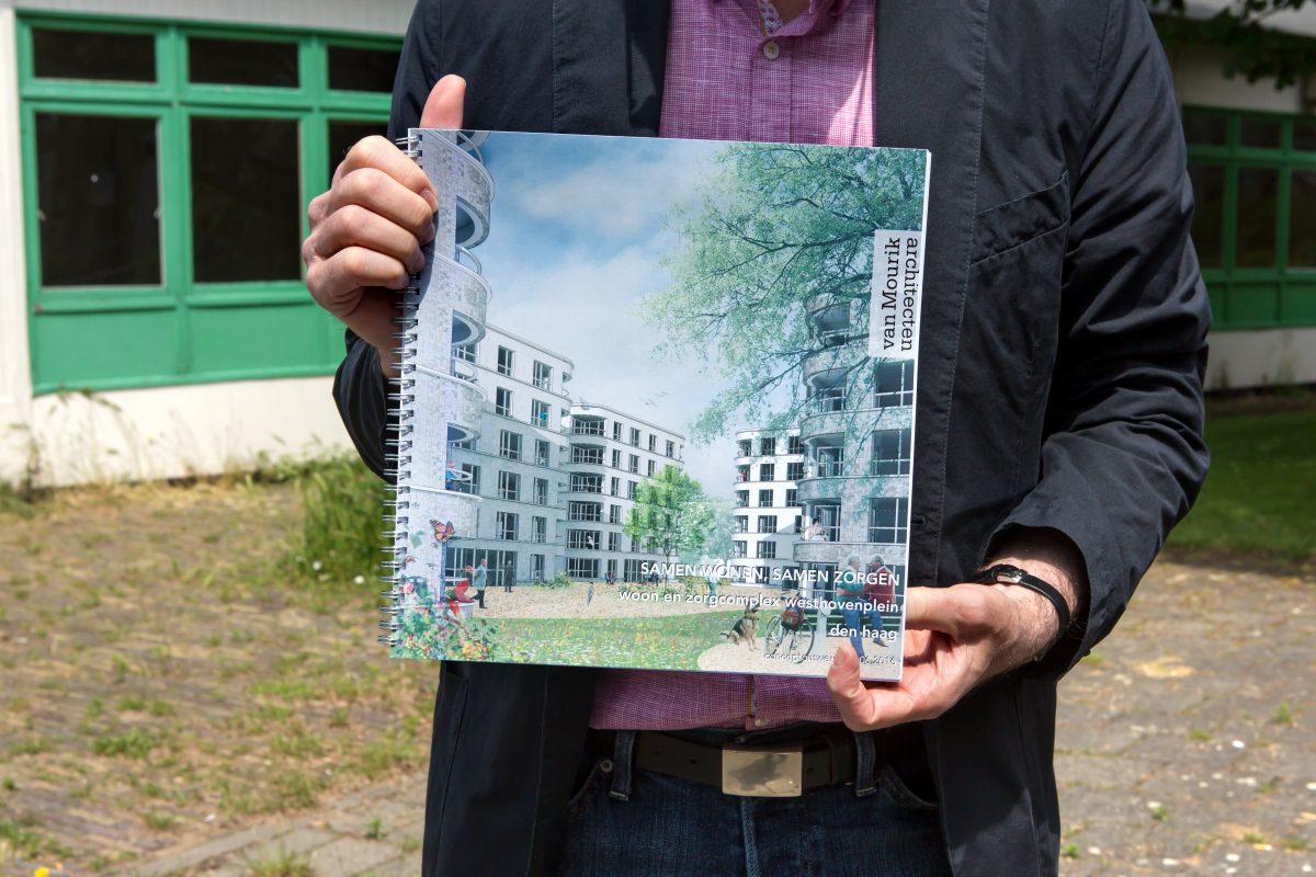 2016 – Schoolgebouw Westhovenplein wordt gesloopt