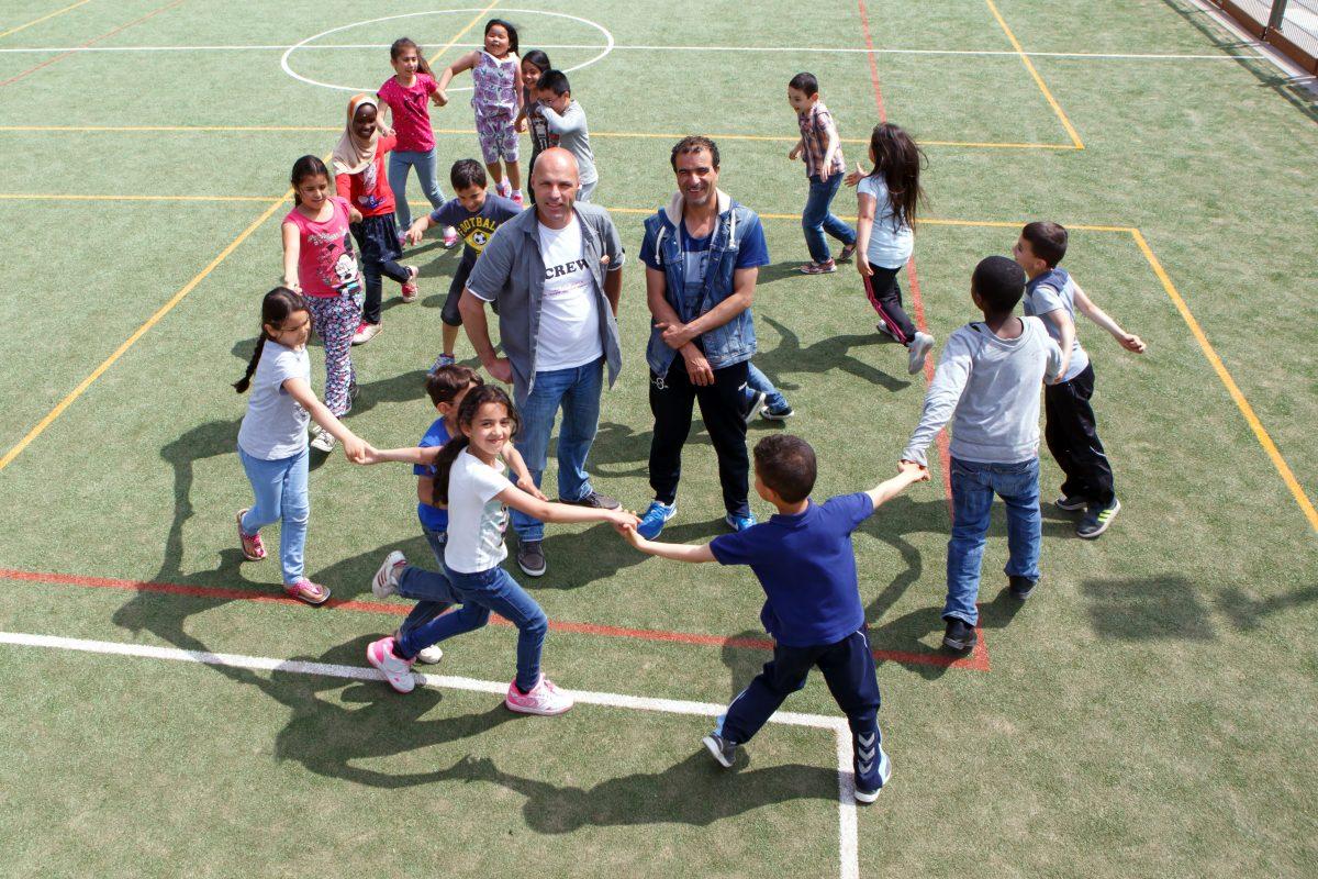 2016 – 'We willen kinderen helemaal sportgek maken!'