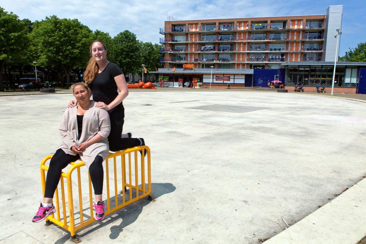 Heeswijkplein krijgt nieuw activiteitencentrum