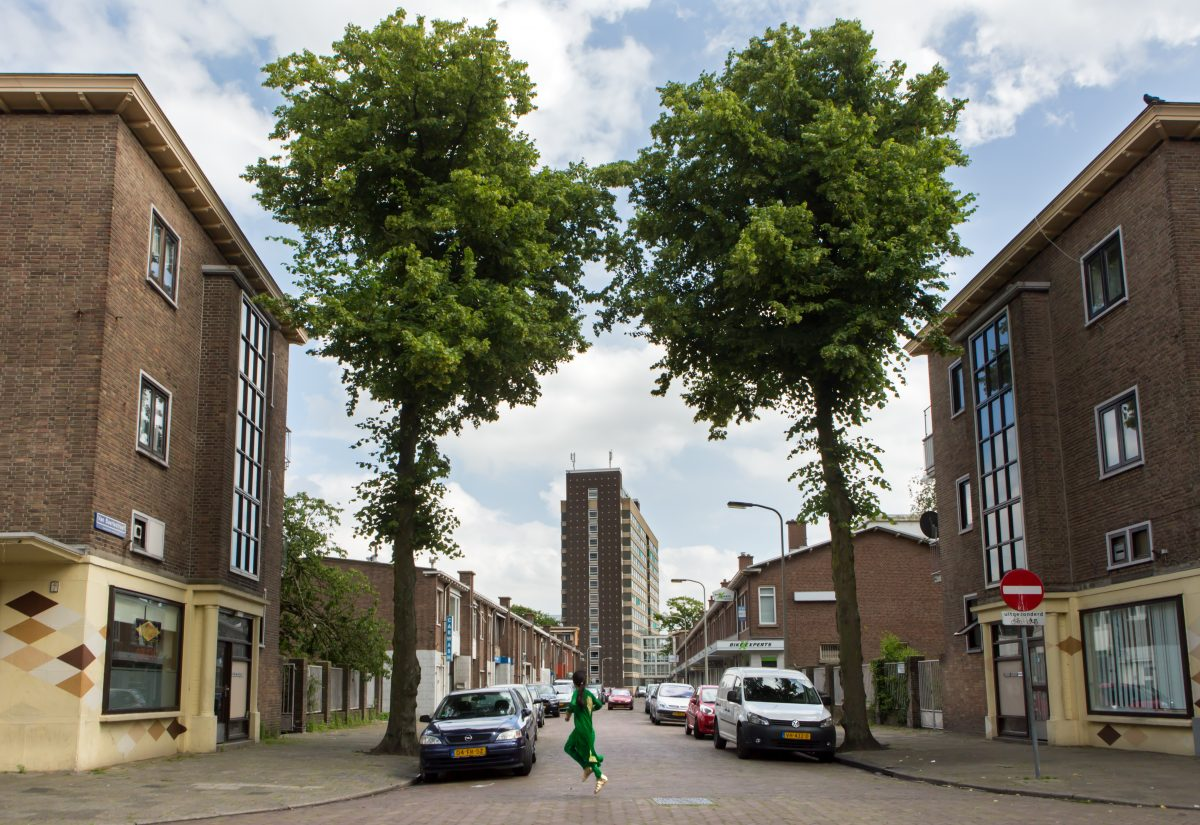 2016 – Hoe worden de problemen in en rondom de Jan Luykenlaan aangepakt?