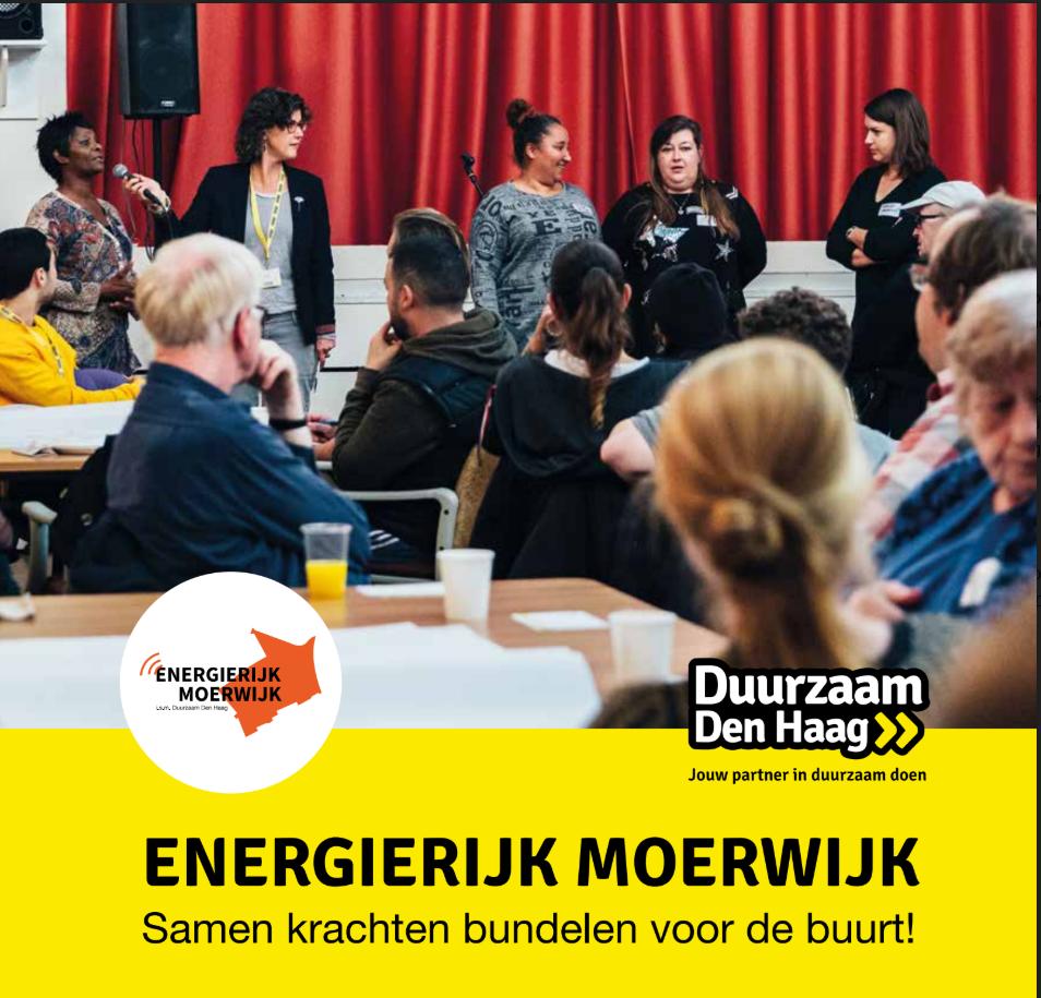 Energierijk Moerwijk Bijeenkomst