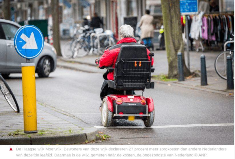 Gezond en Gelukkig Moerwijk Den Haag? Ja graag!