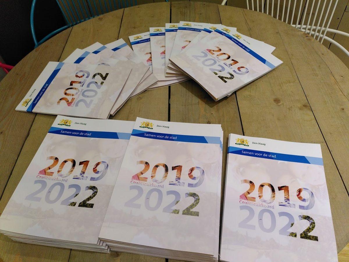 Samen voor de stad Den Haag Coalitieakkoord 2019-2020