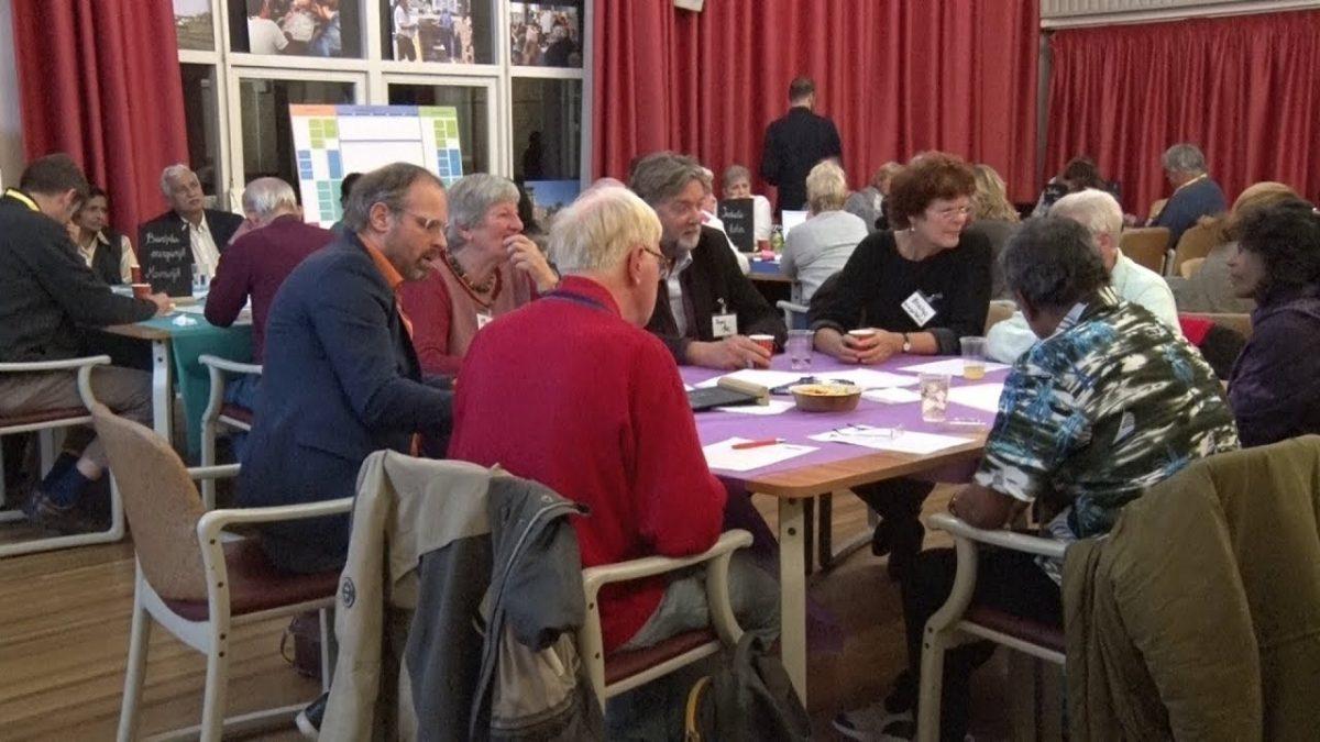 Energierijk Moerwijk bij RTV Discus in het Escampjournaal