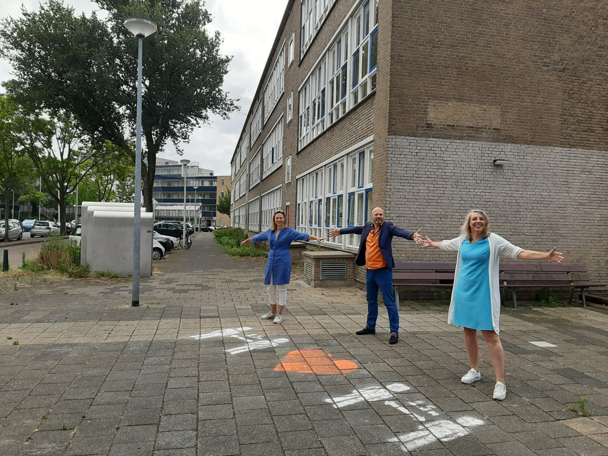 Huis van Gé Huis van Gezondheid artikel in de Stadskrant Den Haag