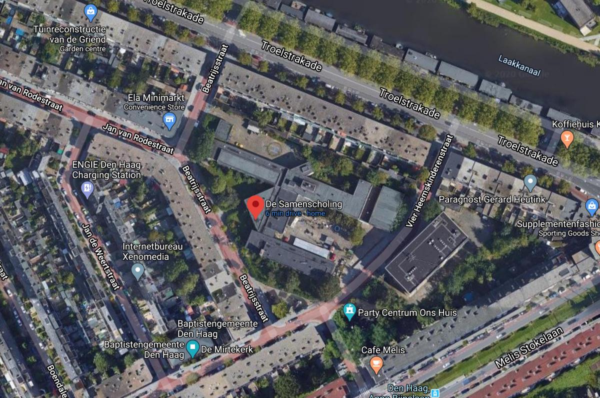 Broedplaats in Moerwijk gaat De Samenscholing heten