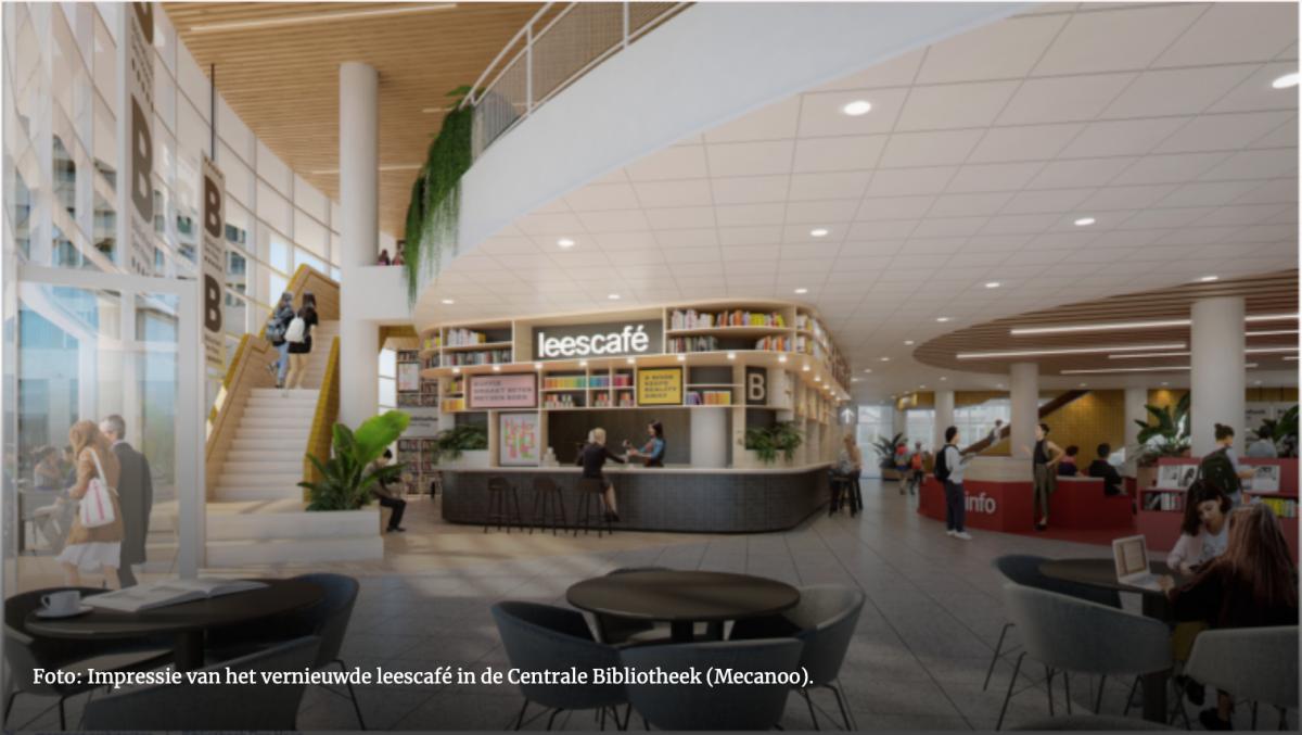 Moerwijk krijgt weer een bibliotheek